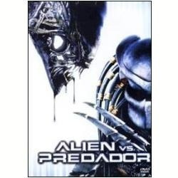 dvd alien vs predador