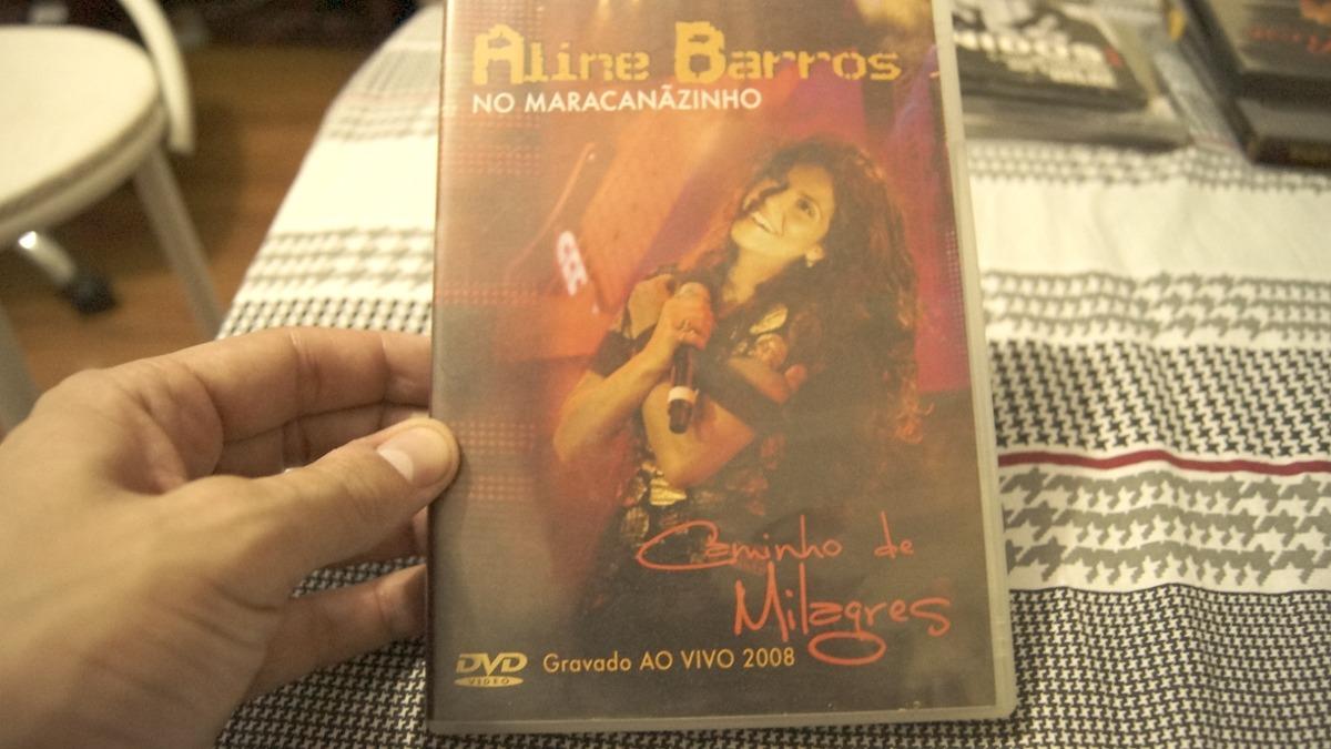 dvd aline barros caminho de milagres gratis