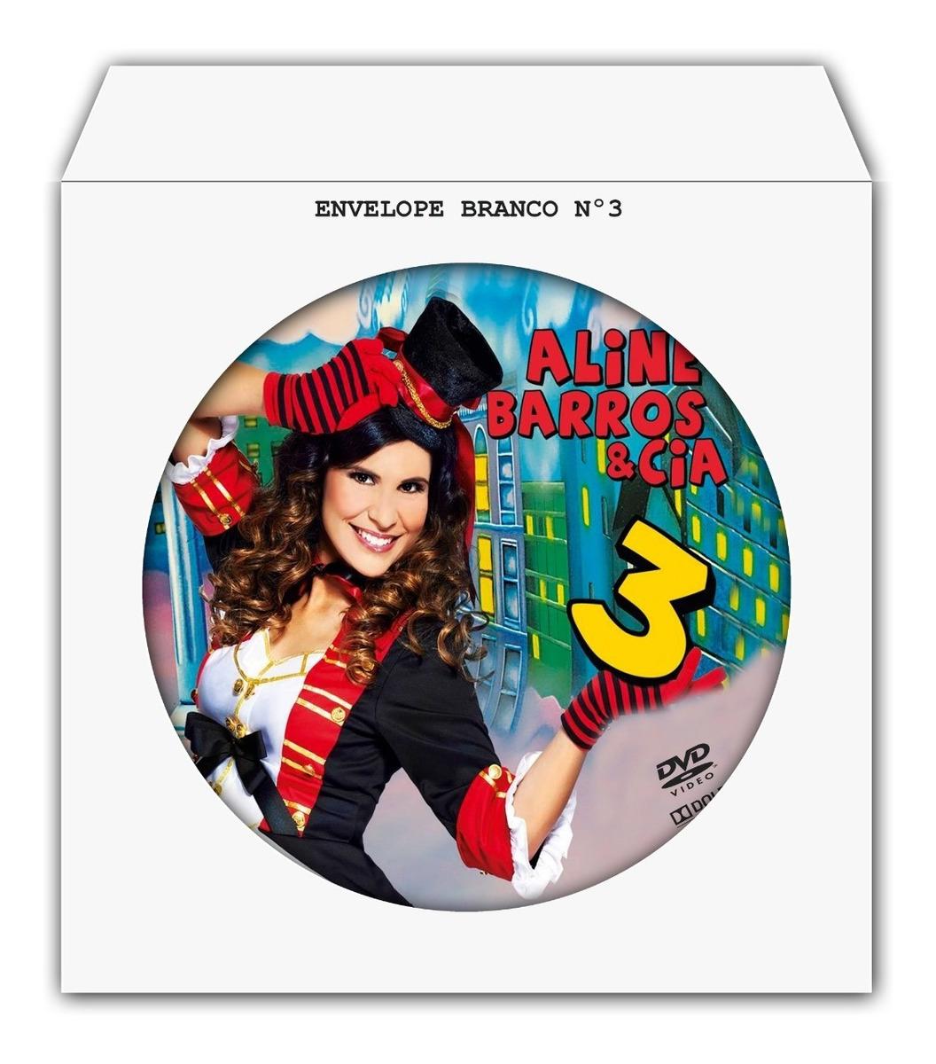 Dvd Aline Barros Cia Volumes 1 2 3 E 4 R 32 00 Em Mercado