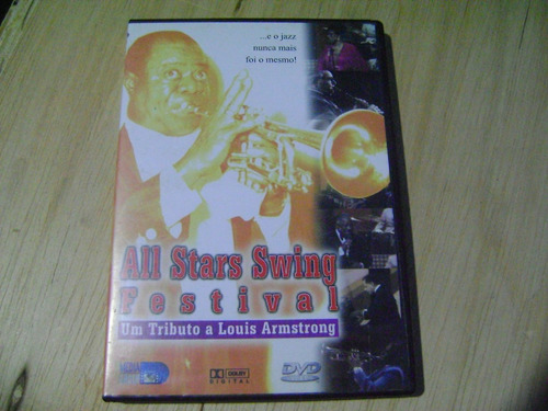 dvd all stars swing festival tributo a louis armstronge1b2