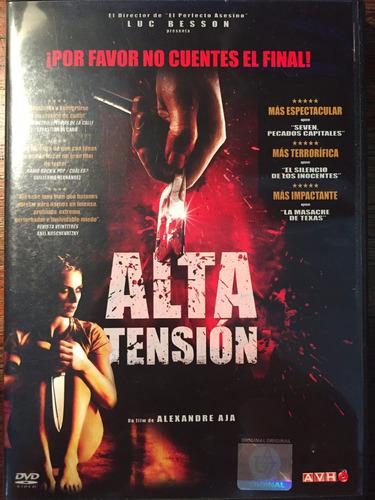 dvd alta tension / haute tension