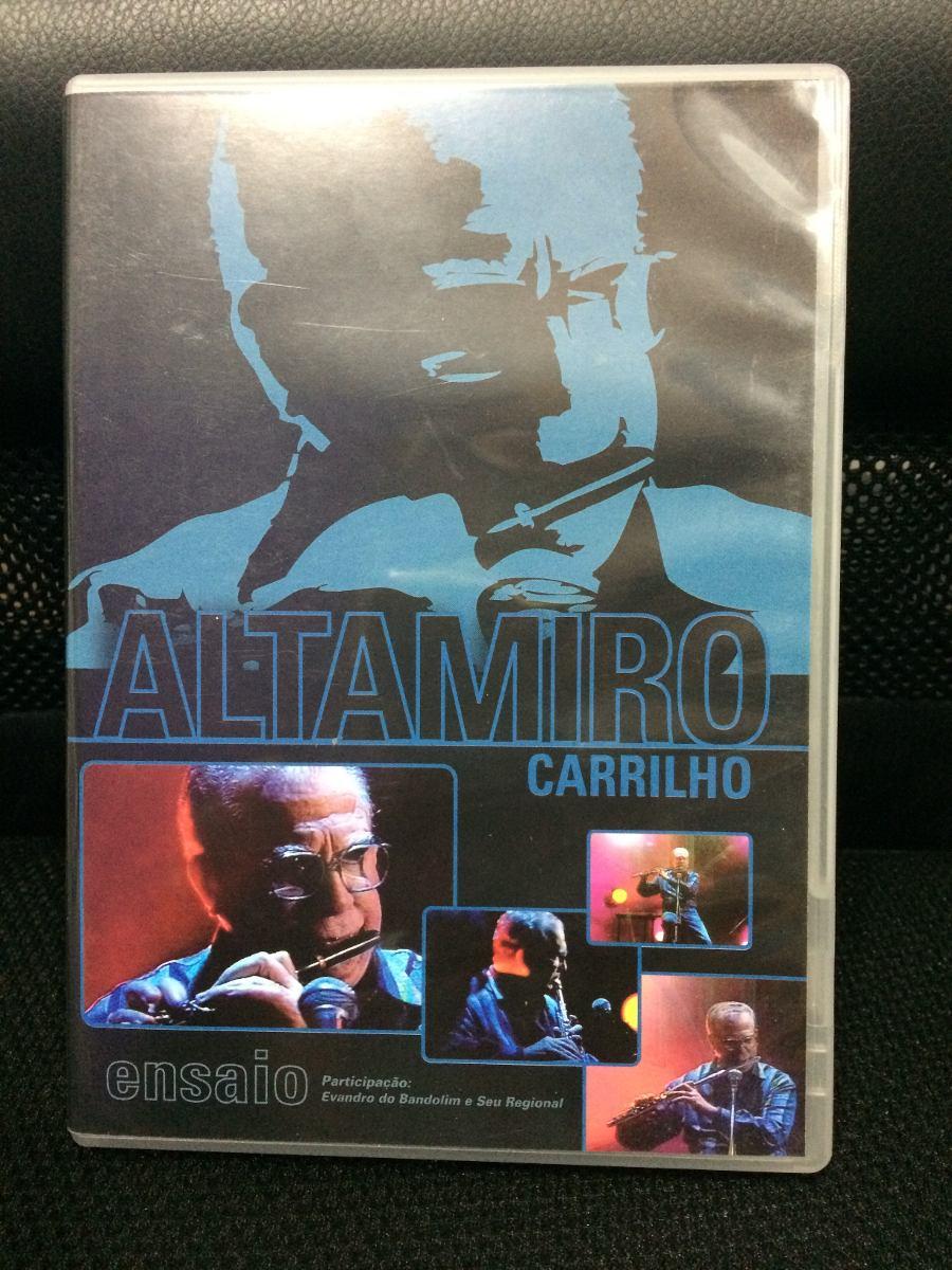 dvd de altamiro carrilho