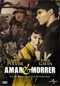 dvd amar e morrer - 1958 original lacrado