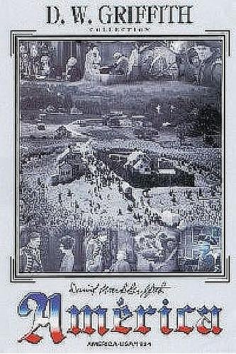 dvd américa  (d. w. griffith)