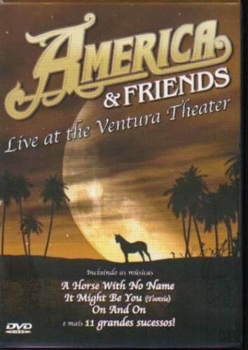dvd america & friends live at the ventura theater (