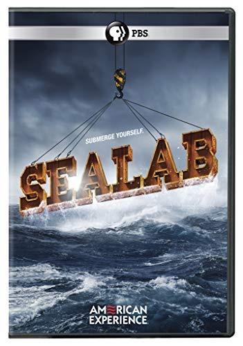 dvd : american experience: sealab (dvd)