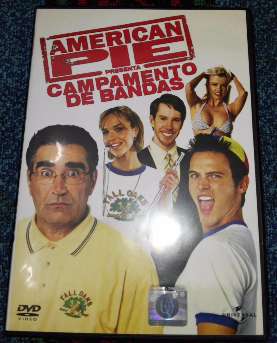 American Pie Campamento De Bandas dvd - american pie - campamento de bandas - 2005 - $ 150,00