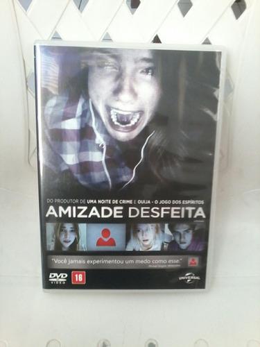 dvd amizade desfeita - terror