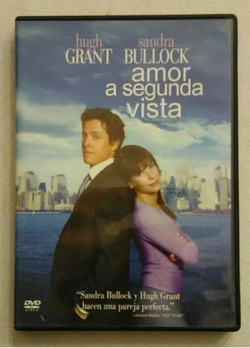 dvd amor a segunda vista sandra bullock