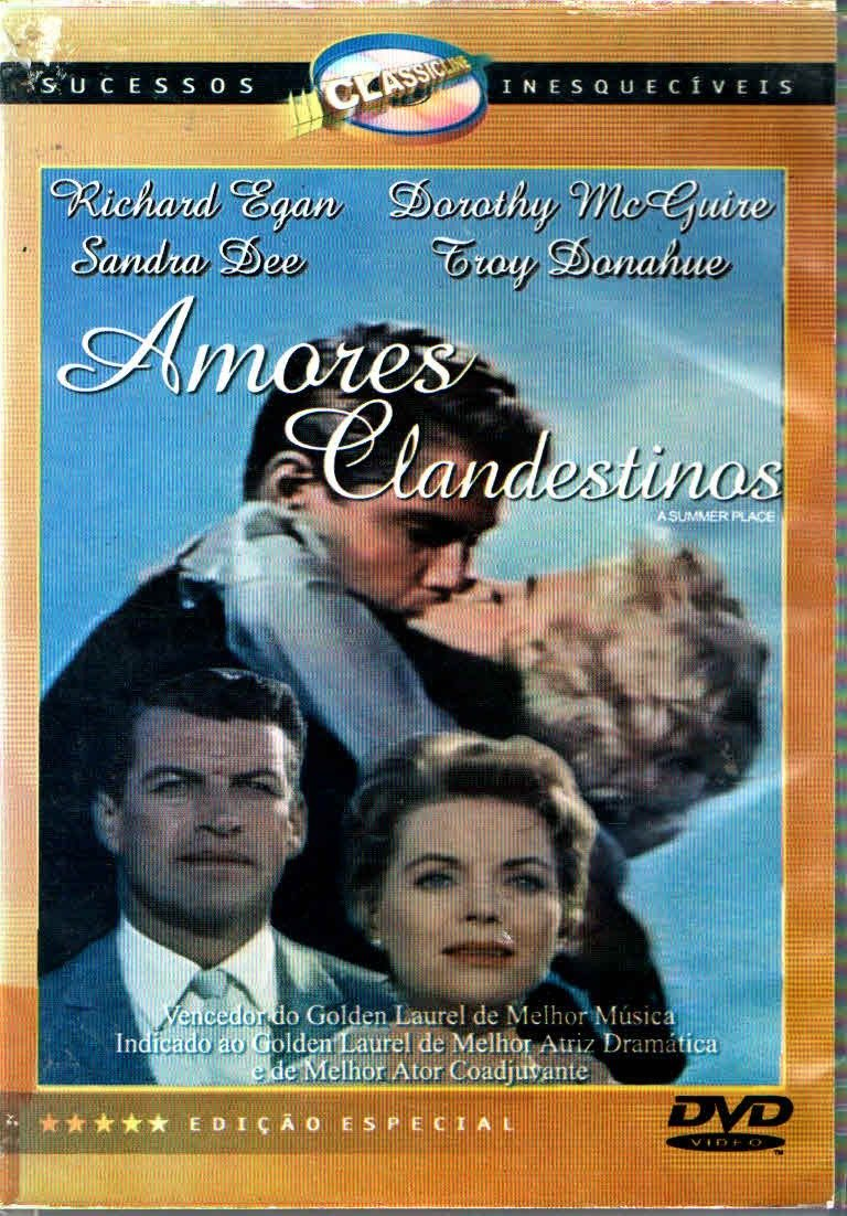 filme amores clandestinos dublado