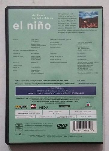 dvd an opera by john adams el nino