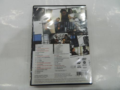 dvd - ana carolina: estampado