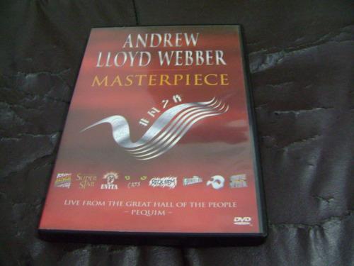dvd andrew lloyd webber masterpiece  lacrado e1b3