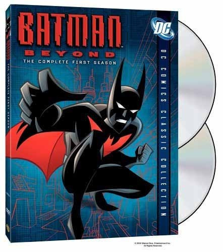 dvd anime doble batman beyond del futuro temporada 1 tampico