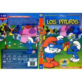 Dvd Anime Smurfs Los Pitufos Temporada 1 Completa Tampico