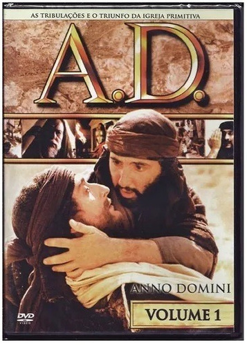 dvd anno domini vol1 (original e lacrado) 181 minutos - raro
