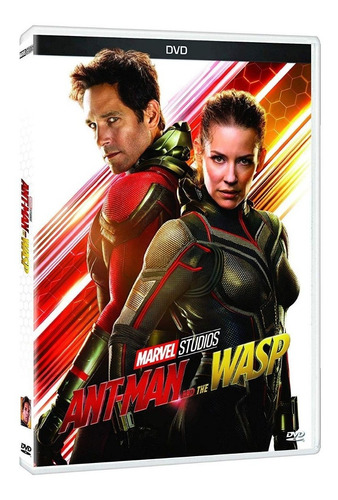 dvd ant man and the wasp