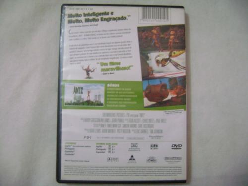 dvd  antz formiguinha toda formiga tem seu di e1/b1