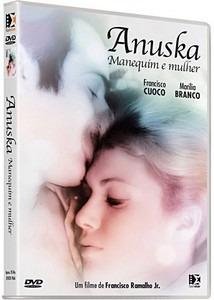 dvd anuska manequim e mulher  francisco cuoco marilia branco