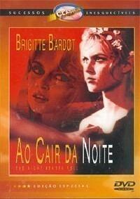 dvd ao cair da noite- brigitte bardot