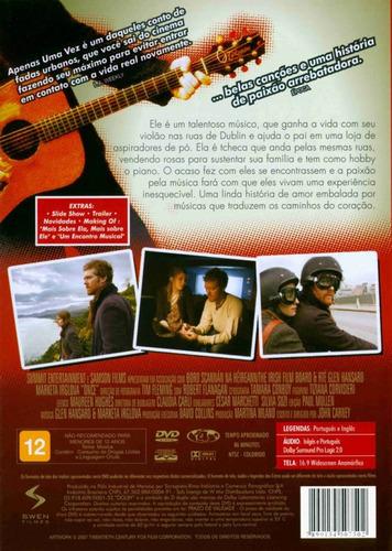 dvd - apenas uma vez - ( once ) de john carney