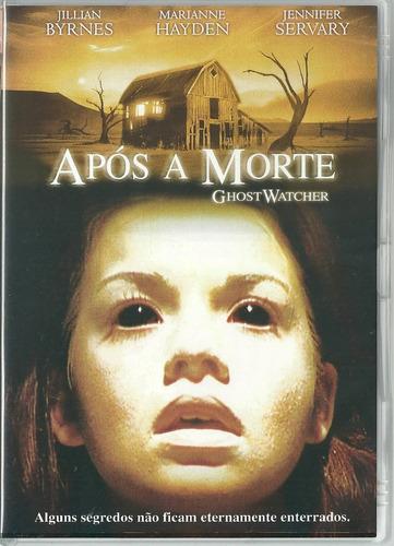dvd após a morte - ghost watcher - jillian byrnes - original