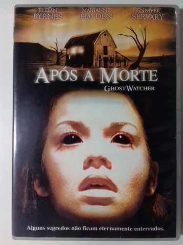 dvd após a morte original ghost watcher jillian byrnes