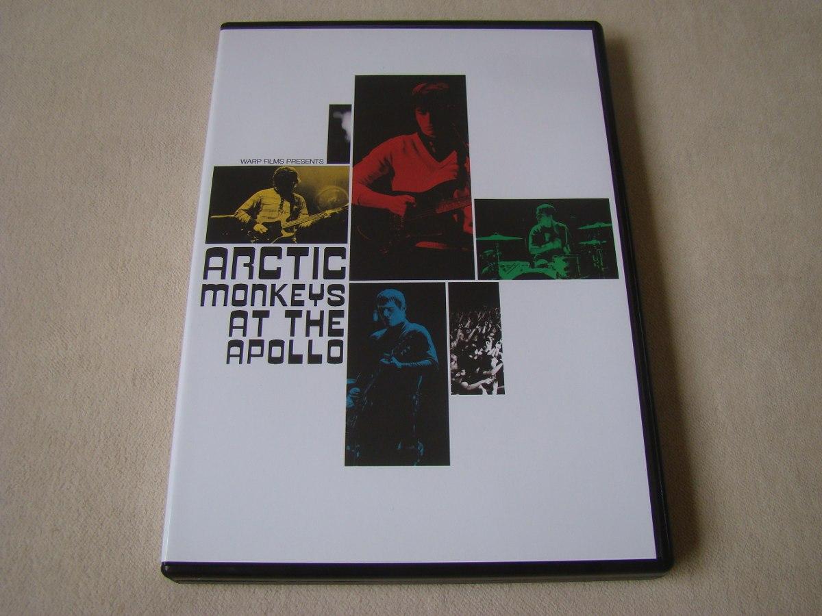 69697cacc40 Dvd - Arctic Monkeys - At The Apollo - R$ 59,99 em Mercado Livre