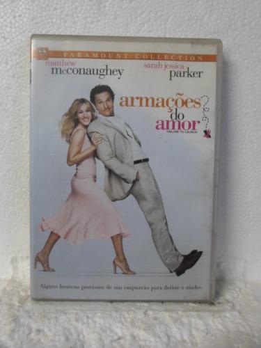 dvd armações do amor