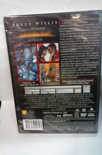 dvd armageddon