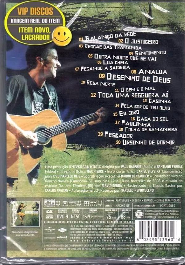 dvd armandinho ao vivo 2006