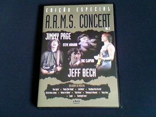 dvd arms concert vol. 1