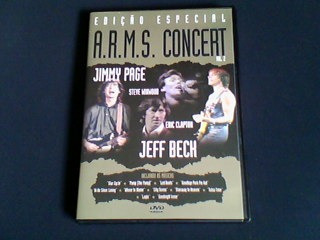 dvd arms in concert - volume  2