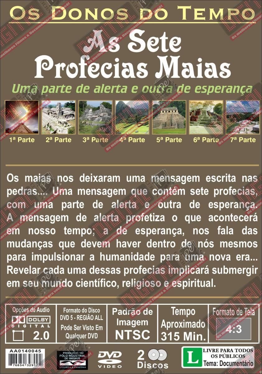 as 7 profecias maias
