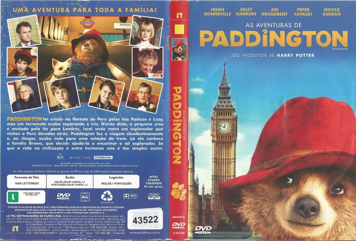 dvd-as-aventuras-de-paddington-nicole-ki