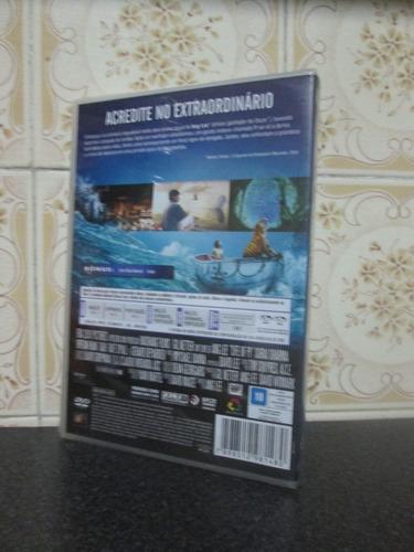 dvd as aventuras de pi - ang lee