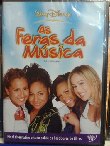 dvd as feras da música