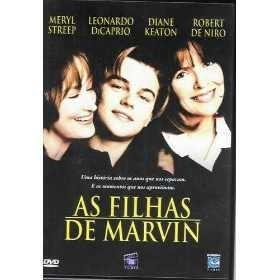 dvd as filhas de marvin de niro dicaprio streep keaton 1996