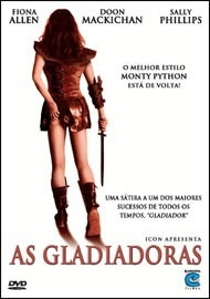 dvd as gladiadoras