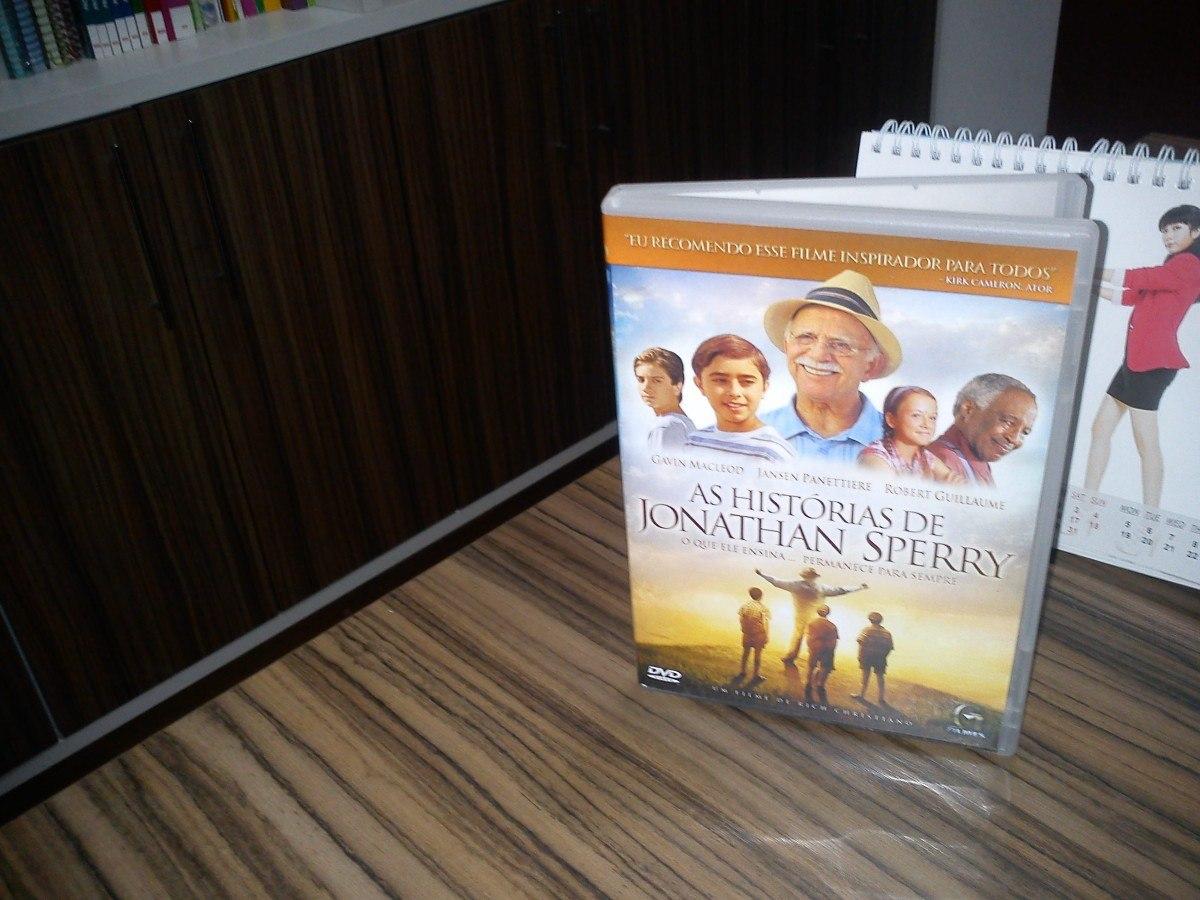 filme as historias de jonathan sperry dvd-r