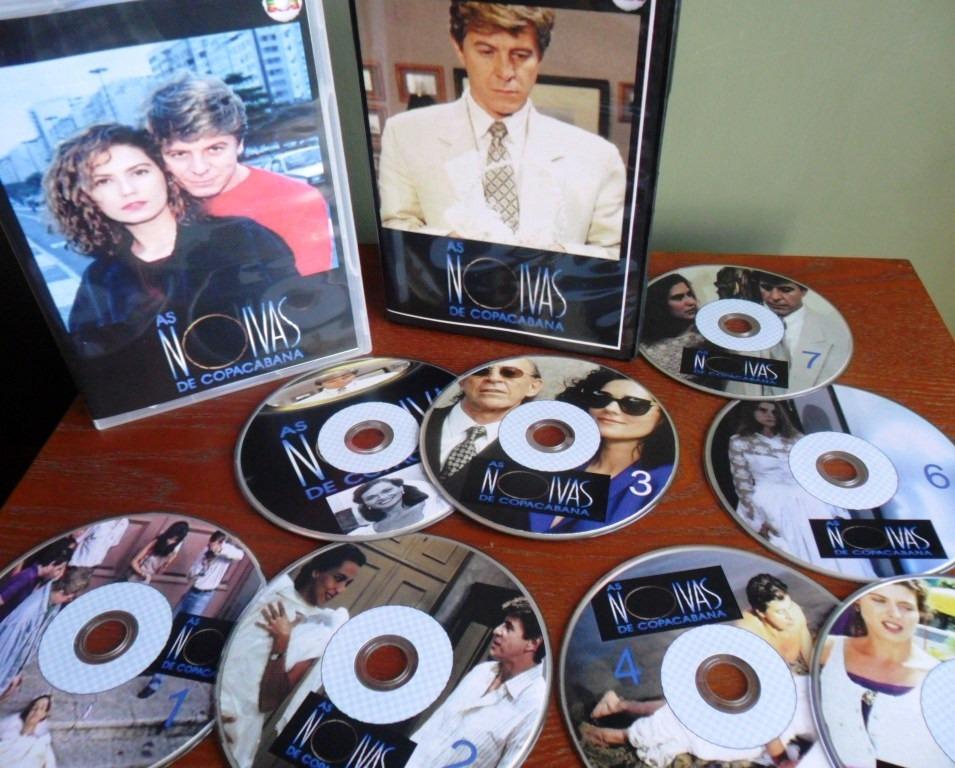 dvd as noivas de copacabana