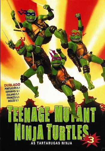 Resultado de imagem para as tartarugas ninjas 3