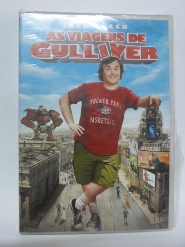dvd as viagens de gulliver - original