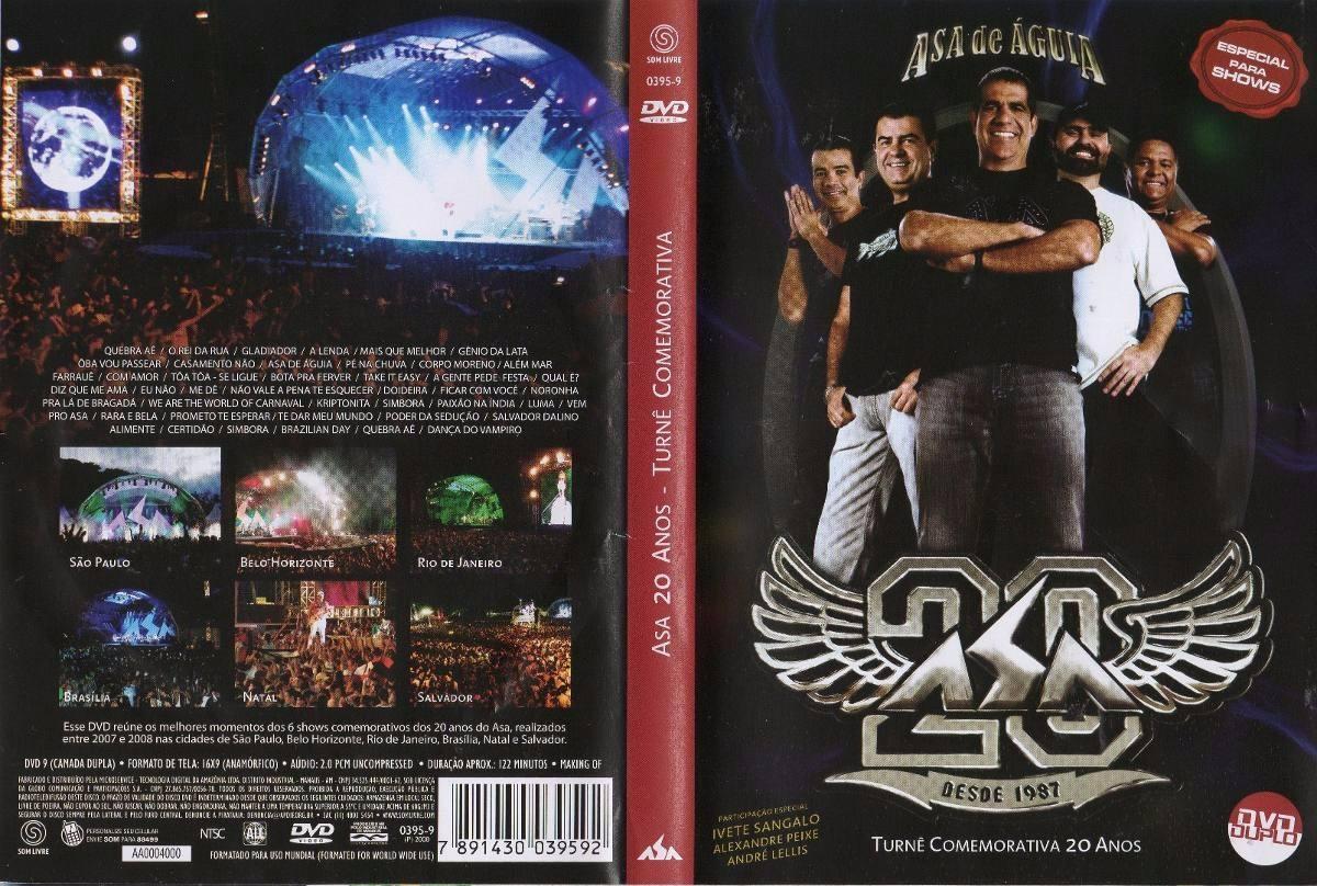 c90c0ea3f9c00 dvd asa de aguia - turnê comemorativa 20 anos. Carregando zoom.