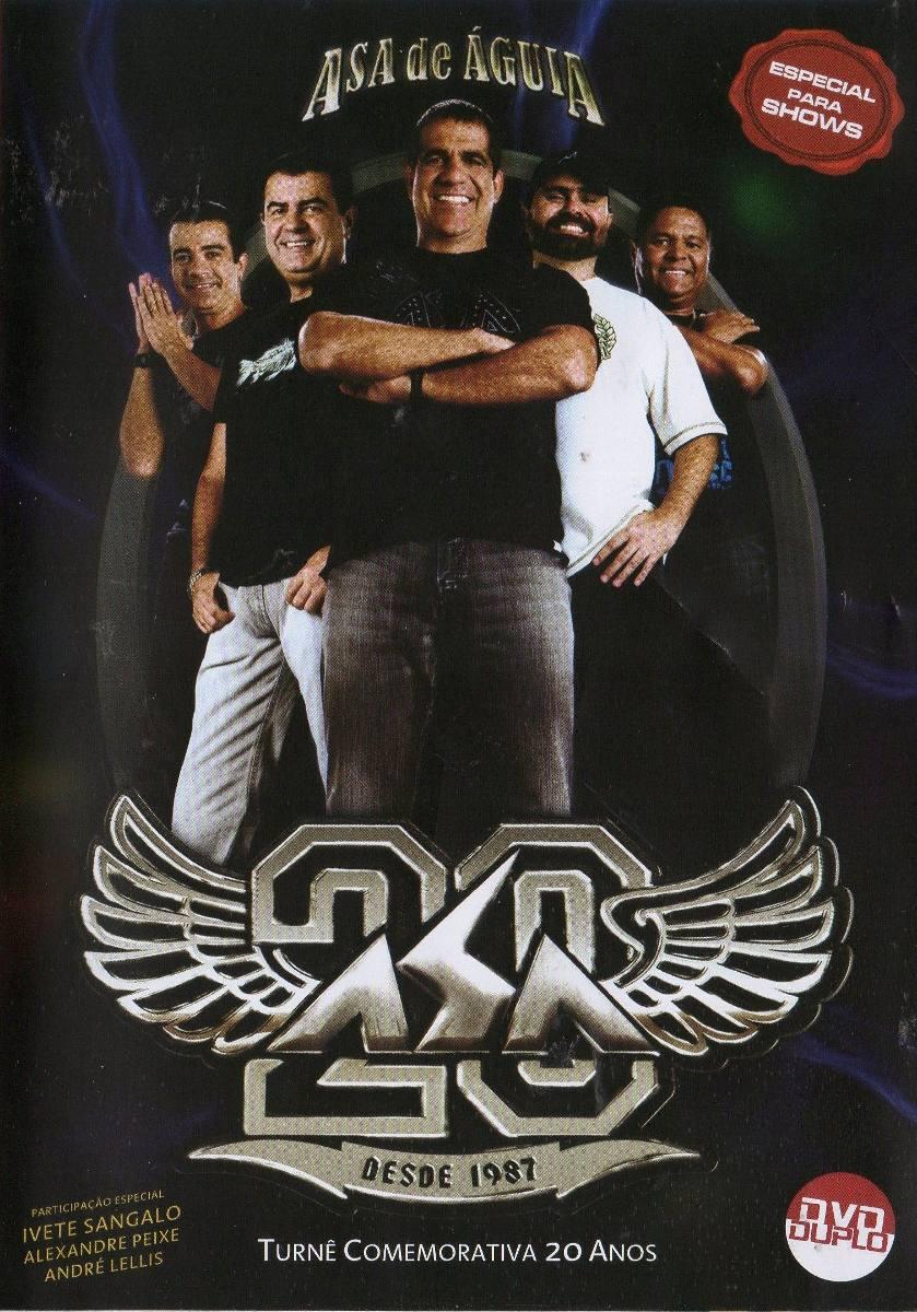 a756a48e8c dvd asa de águia - turnê comemorativa 20 anos. Carregando zoom.