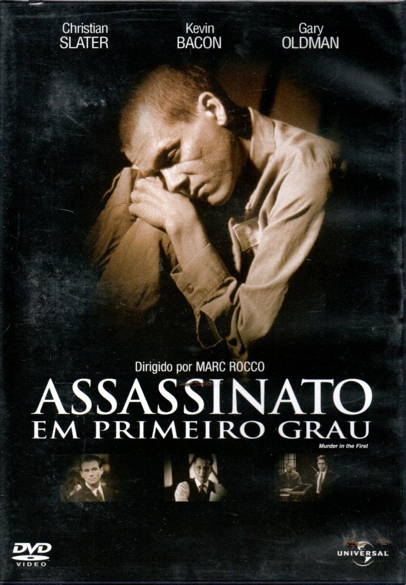 Dvd - Assassinato Em Primeiro Grau - Kevin Bacon - Lacrado - R$ 25 ...
