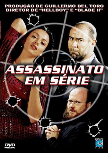dvd assassinato em série