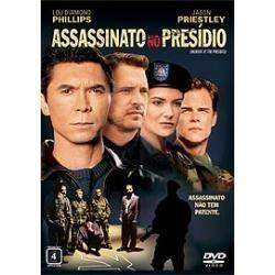 dvd assassinato no presidio