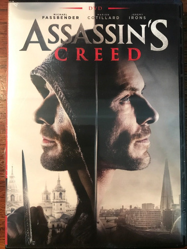 dvd assassin´s creed