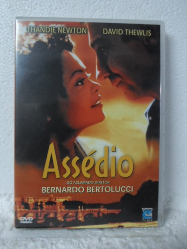 dvd assedio - original